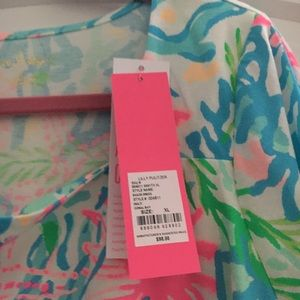 Lilly Pulitzer Dresses - NWT Bailee Dress in Coral Bay 💕